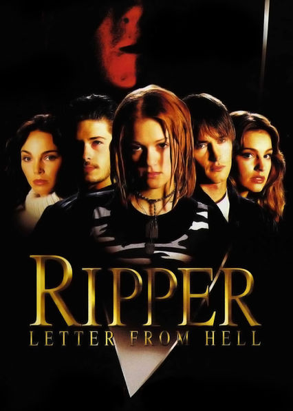 Is 'Ripper: Letter from Hell' available to watch on Netflix in