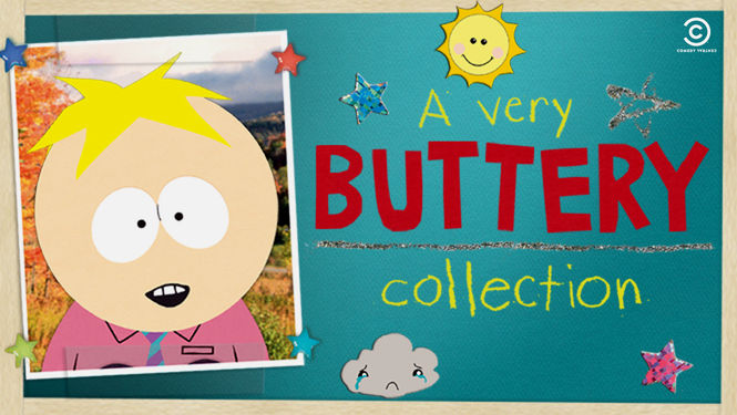 South Park: A Very Buttery Collection