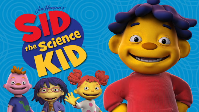 Sid the Science Kid on Netflix