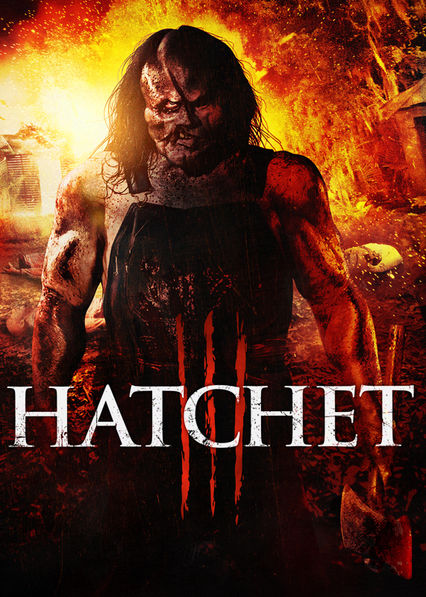 Hatchet III on Netflix UK