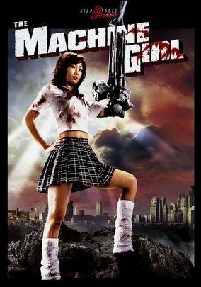 The Machine Girl (Kataude Mashin Gâru)