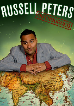 Russell Peters: Outsourced on Netflix UK