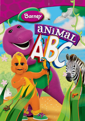 Barney: Animal ABCs on Netflix UK