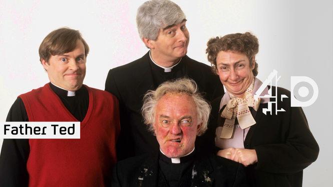 Father Ted on Netflix UK