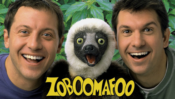 is zoboomafoo 1999 2001 available to watch on uk netflix