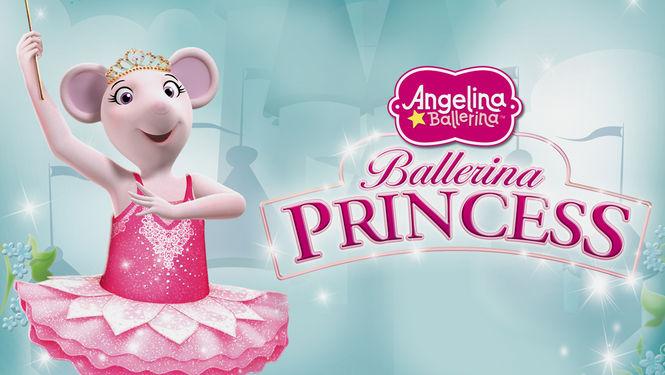 Angelina and the Princess Angelina Ballerina