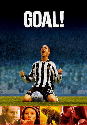 Goal! The Dream Begins on Netflix UK