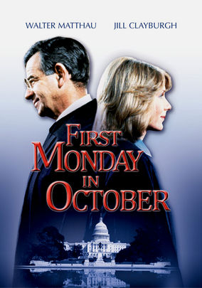 First Monday in October on Netflix UK