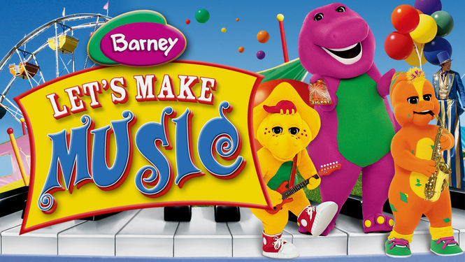 Is 'Barney: Let's Make Music' Available To Watch On