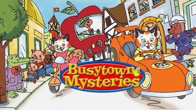 Busytown Mysteries on Netflix UK