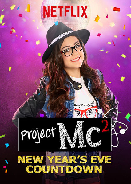 Project Mc² - New Year's Eve Countdown