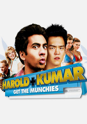 Harold & Kumar Get the Munchies (Harold and Kumar Go to White Castle)
