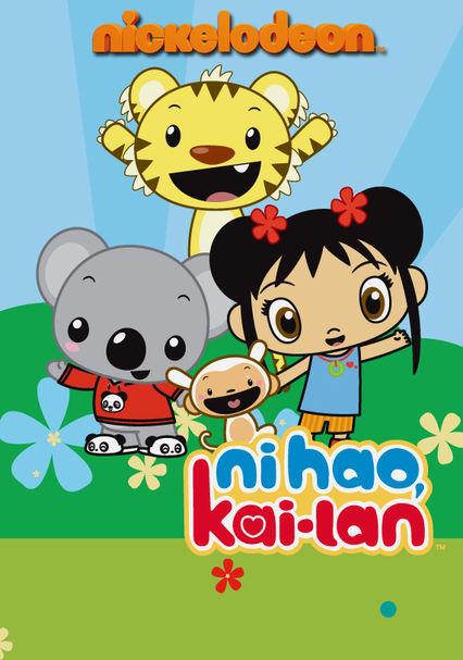 Ni Hao, Kai-Lan on Netflix UK