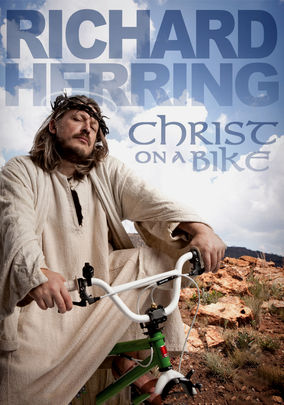 Richard Herring: Christ on a Bike on Netflix UK