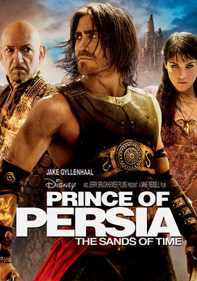 Prince of Persia: The Sands of Time on Netflix UK