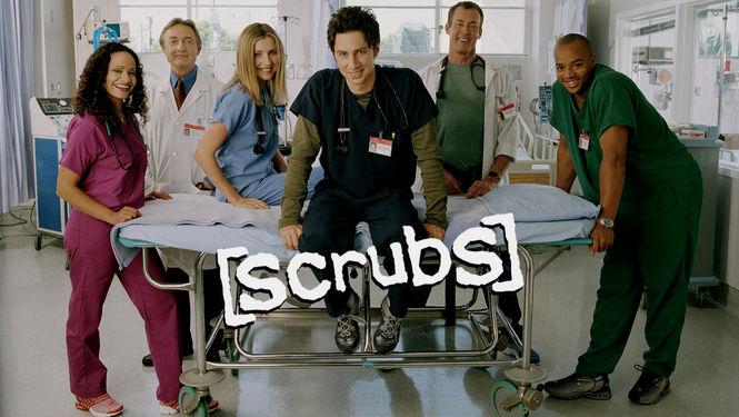 netflix scrubs