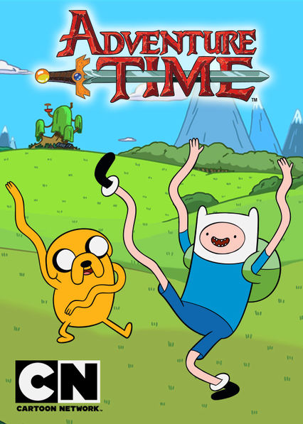 Adventure Time on Netflix UK