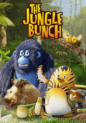 The Jungle Bunch: The Movie on Netflix UK
