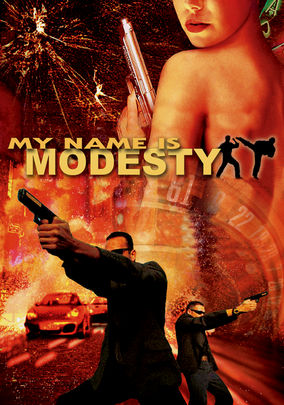 My Name Is Modesty (My Name Is Modesty: A Modesty Blaise Adventure)