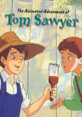 Image result for tom sawyer cartoon