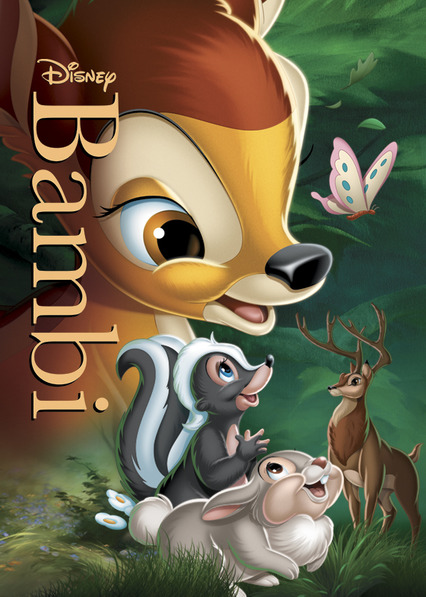 Bambi on Netflix UK