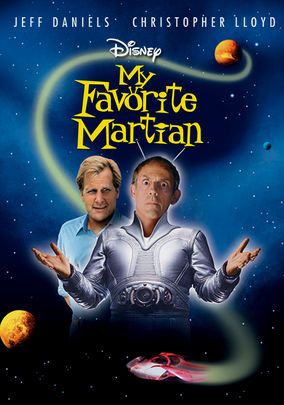My Favorite Martian: The Movie
