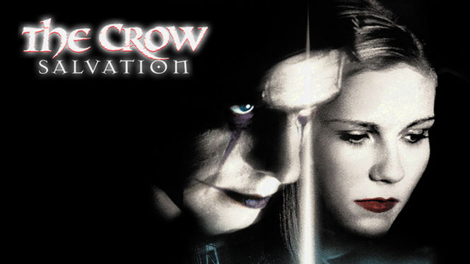 The Crow Salvation Alex Corvis