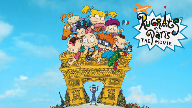 Info Page Rugrats In Paris The Movie