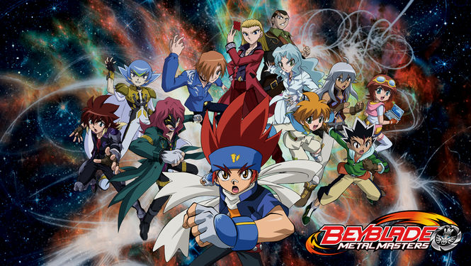 Is 'Beyblade: Metal Masters' available to watch on Netflix ...