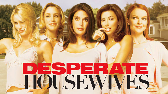 desperate housewives netflix