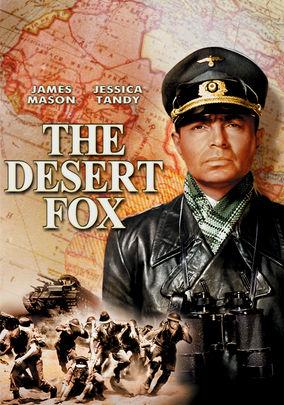 The Desert Fox: The Story of Rommel on Netflix UK