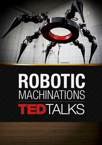 TEDTalks: Robotic Machinations