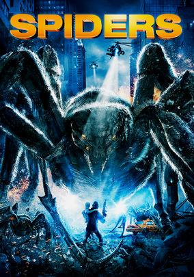 Spiders on Netflix UK