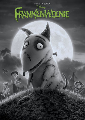 Frankenweenie on Netflix UK
