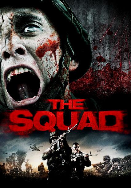 The Squad on Netflix UK