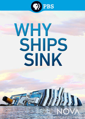 Is 'Why Ships Sink: Nova' available to watch on Netflix in