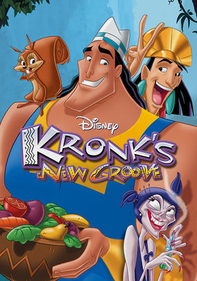 Kronk's New Groove (The Emperor's New Groove 2: Kronk's New Groove)