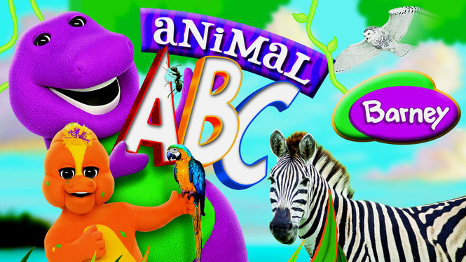 Is Barney Animal Abcs Aka Barney Animal Abcs 2008