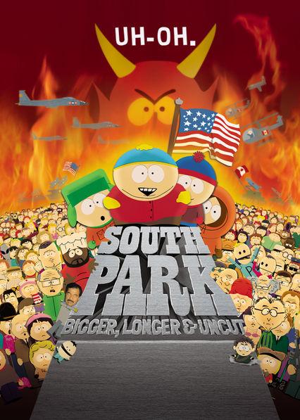 South Park: Bigger, Longer and Uncut on Netflix AUS/NZ