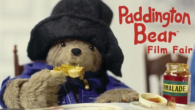 Paddington Bear Film Fair