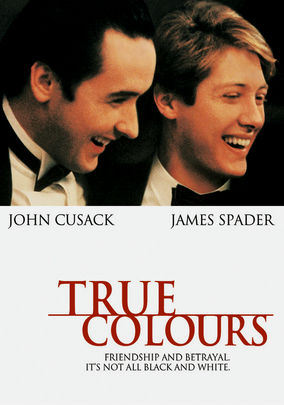 True Colours (True Colors)