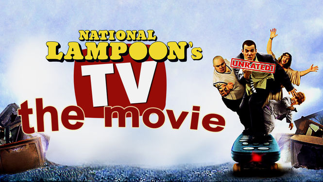 is national lampoons tv the movie available to watch