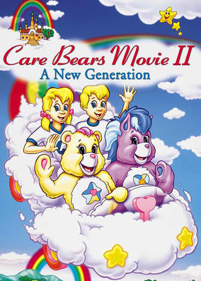 The Care Bears Movie II: A New Generation on Netflix UK