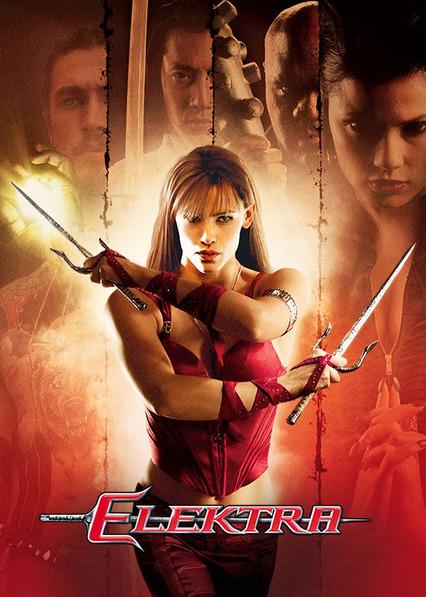 Elektra on Netflix UK