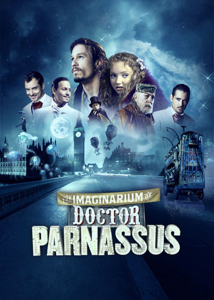 The Imaginarium of Doctor Parnassus on Netflix UK