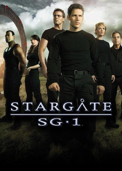 Stargate SG-1 on Netflix UK