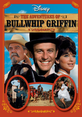 The Adventures of Bullwhip Griffin on Netflix UK