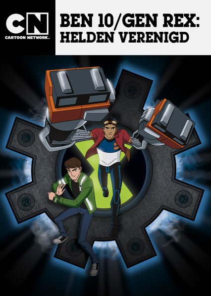 Ben 10 / Generator Rex: Heroes United on Netflix UK