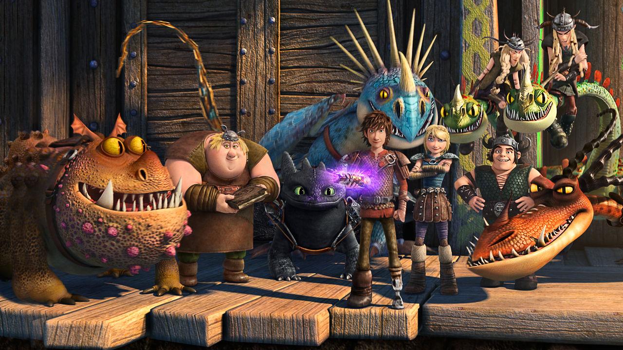 Dragons Auf Zu Neuen Ufern Netflix