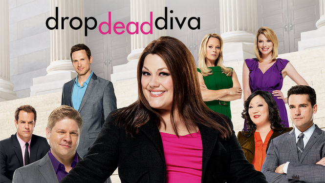Image result for Drop Dead Diva netflix
